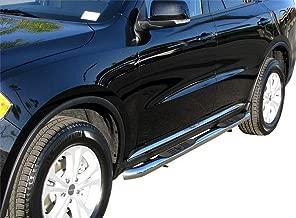 MaxMate Custom Fit 2011-2018 Dodge Durango 4Dr Stainless Steel 3
