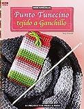 Crea Con Patrones. Serie Ganchillo. Punto Tunecino Tejido A Ganchillo - Número 14 (Cp - Serie Ganchillo (drac)