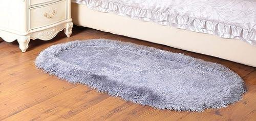 Blanket Peut être lavé, étiré sous Vide de Tapis Plus épais Table à café Ovale Salon Chambres à Coucher Lit Home Mats Accueil Nécessités Quotidiennes