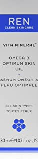 REN Vita Mineral Omega 3 Optimum Skin Oil, 1.02 Ounce
