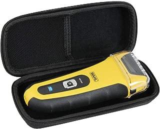 Anleo Hard EVA Travel Case fits Wahl Lifeproof Foil Shavers for Men 7061