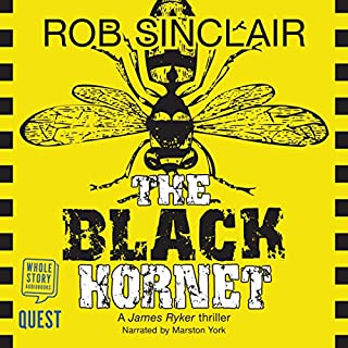 The Black Hornet cover art