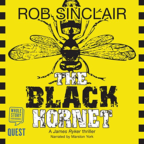 The Black Hornet audiobook cover art