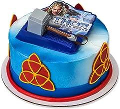 Decopac Thor Dark World Hammer DecoSet Cake Topper