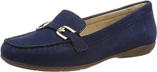 Geox Womens/Ladies Annytah Moccasin Slip On Shoe