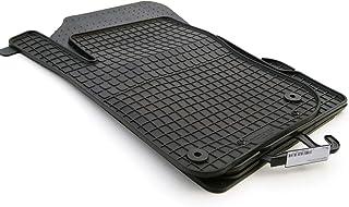 kh Teile Gummimatten passend für Peugeot e 208 Allwetter Gummi Fußmatten Original Qualität 4 teilig schwarz