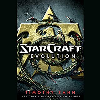 StarCraft: Evolution cover art