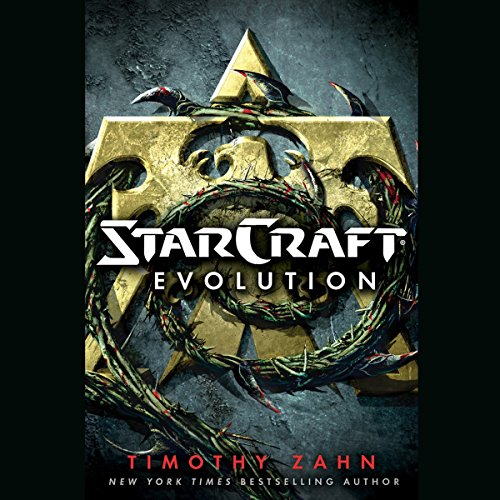 StarCraft: Evolution audiobook cover art
