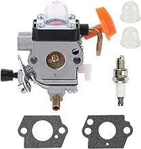 Buckbock C1Q-S174 C1Q-S131 Carburetor for STIHL Models FS87 FS90 FS100 FS110 HT100 Trimmer 4180-120-0610 4180-120-0611