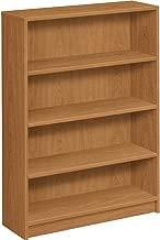 HON 1870 Series Harvest Laminate Bookcase