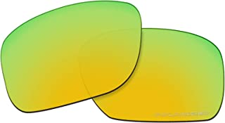 OOWLIT Replacement Lenses Compatible with Oakley Holbrook Sunglass