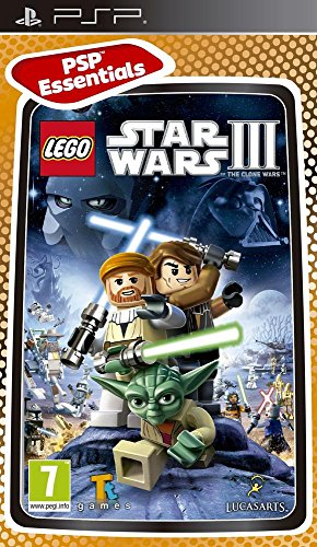 Third Party - Lego Star Wars III - The Clone Wars Essentials Occasion [ PSP ] - 8717418409234