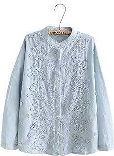 ブラウスシャツ レディース tシャツ 上着 レディース 長袖 無地 ゆったり 夏春秋快適Tシャツ 上着 通勤 通学 日常 着痩せ