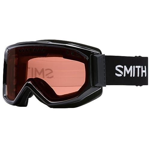 de56c860367 Smith Optics Adult Scope Snow Goggles Black Frame RC36