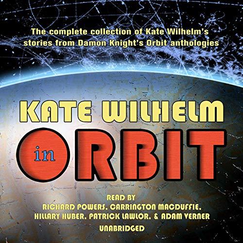Kate Wilhelm in Orbit copertina