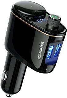 Baseus Locomotive Bluetooth MP3 in-Car Car charger USB