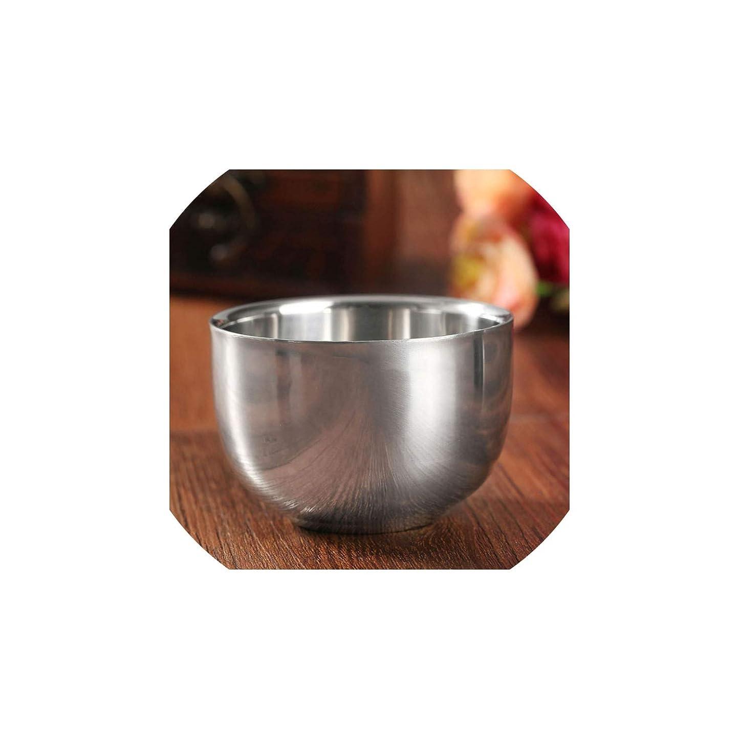 在庫グレード郡Dream-catching 7.2cm ステンレススチール メタル メンズ シェービングマグ ボウルカップ シェービングマグ シェービングマグ メンズマグ ボウルカップ シェーブブラシ用