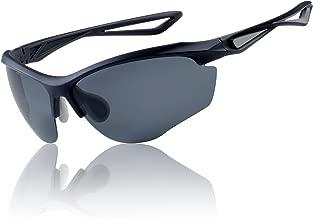 Polarized Sunglasses for Men Women UV Protection Baseball Shooting Fishing Driving Cycling Sports Sun Glasses Fashion Men