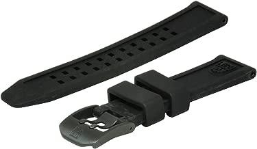 Luminox 7050 Black Rubber Strap