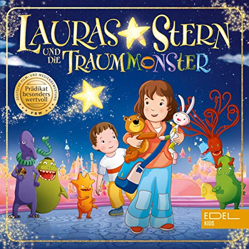 Lauras Stern und die Traummonster. Das Original-Hörspiel zum Kinofilm Titelbild