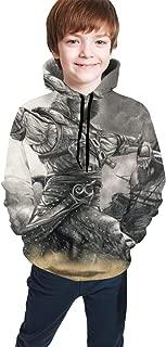 Assassins Creed Black Flag Edward Kenway Teen Hooded Sweatshirt Unisex Children