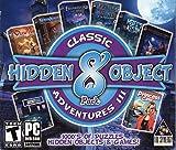 FRANKENSTEIN THE VILLAGE Hidden Object 8 PACK Classic Adventures III PC Game DVD-ROM