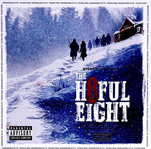 The Hateful Eight soundtrack (Nienawistna Ósemka) [Ennio Morricone] (PL) [CD]