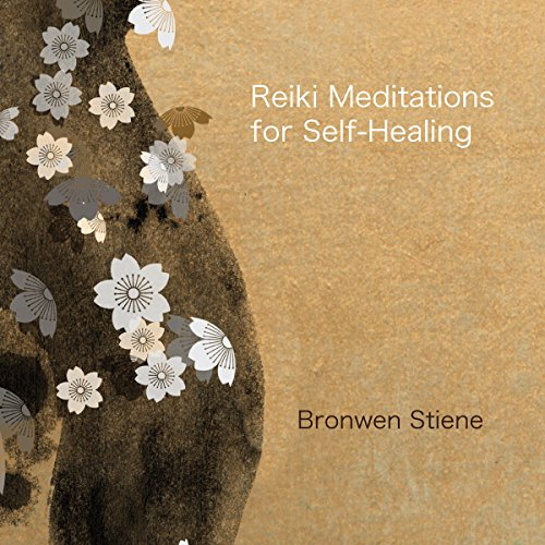Reiki Meditations for Self-Healing audiobook cover art