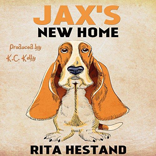 Jax's New Home cover art
