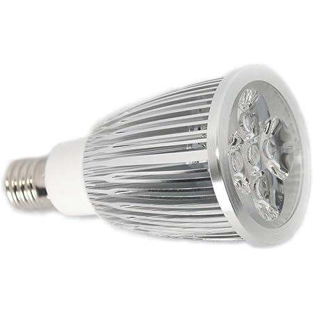 SPLamp-6w 観賞用植物育成LEDライト E17 小型スポットライト 水耕栽培 室内栽培 一般照明 植物育成用660nmLED 白/赤LED E17口金,