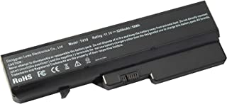 Tree.NB Laptop Battery Replacement for Lenovo IdeaPad G460 G460 0677 G460 0679 Lenovo IdeaPad V360 V370 Z460 Z465 Z560 Z565