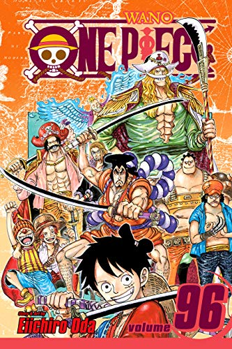 One Piece, Vol. 96: I Am Oden, And I Was Born To Boil