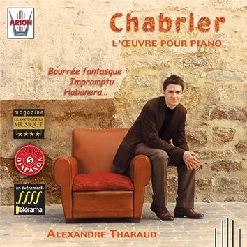 Chabrier : L'œuvre pour piano, vol.1