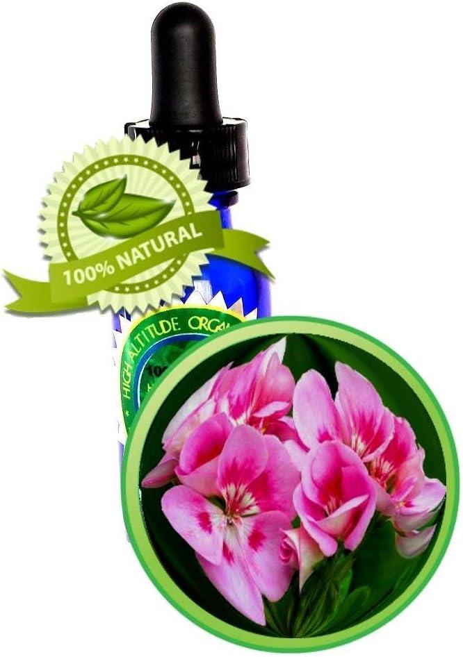 Rose-Geranium Essential Oil - Limited time cheap sale Very popular 100% graveolens- Pure Pelargonium