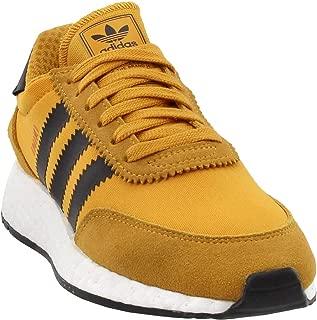 Men's Iniki Runner Yellow/Black-White Goldenrod BY9733 Shoe