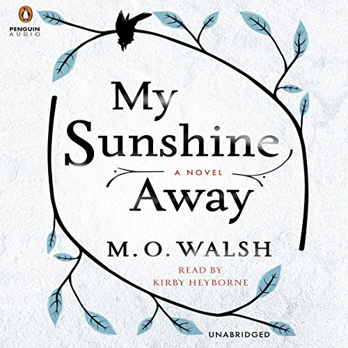 My Sunshine Away cover art