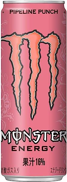 Amazon.co.jp: アサヒ飲料 モンスター パイプラインパンチ 355ml ×24本: 食品・飲料・お酒 通販