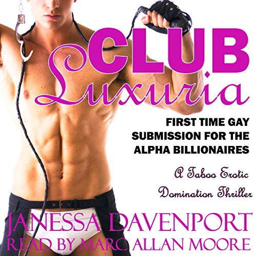 Club Luxuria audiobook cover art