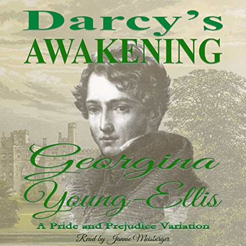 Darcy's Awakening audiobook cover art