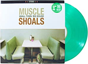 Various - Muscle Shoals Small Town Big Sound Exclusive Limited Edition Turqoise Color Vinyl 2XLP