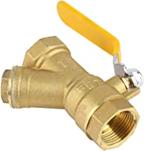 Best ball valve with strainer Reviews