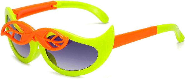 MAOXING Fashion Children's Sunglasses Great interest Award Folding High-D