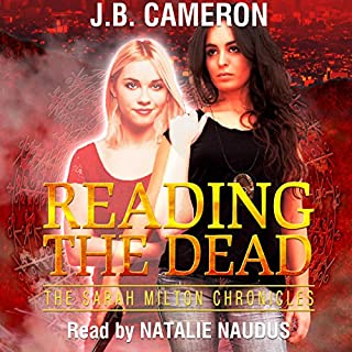 Reading the Dead: The Sarah Milton Chronicles audiobook cover art