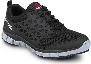 Reebok Sublite Cushion Chaussures de travail antidérapantes avec bout souple