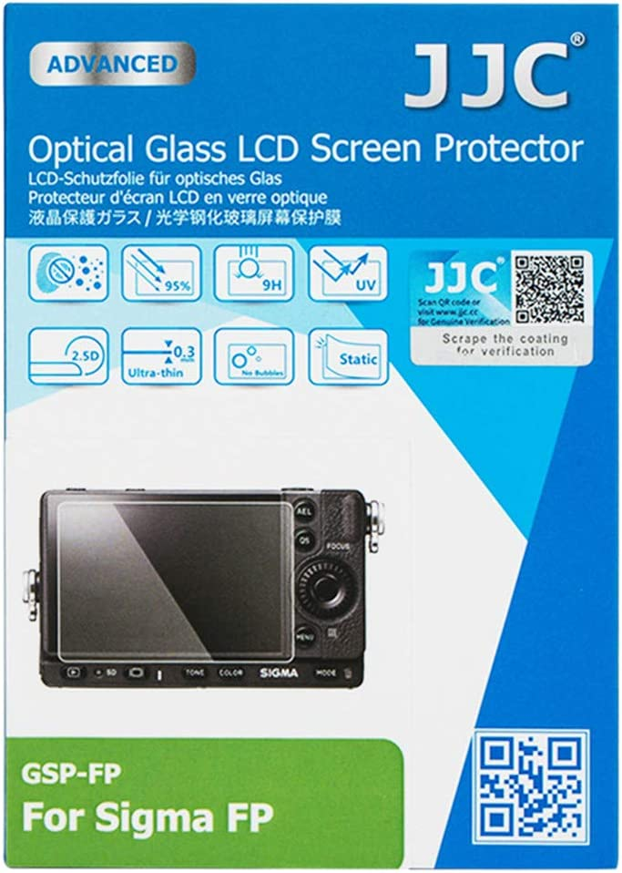 Anti-Scratch Tempered Glass Very popular Camera Screen Sigma Protector FP for Los Angeles Mall