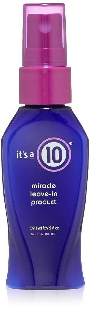 重さはぁ絞るIt's A 10 Miracle Leave-In 45 ml (2 oz.) (並行輸入品)