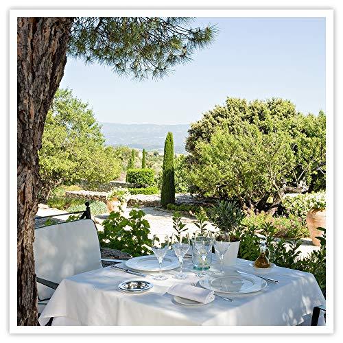 Smartbox - Coffret Cadeau - 1 dîner à l'hôtel Les Bories & Spa 1 étoile au Guide Michelin 2021 - idée Cadeau Originale
