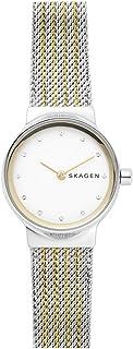 Skagen SKW2698 Freja para Mujer, color Plata