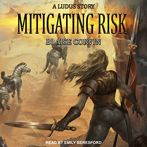 Mitigating Risk audiobook cover art