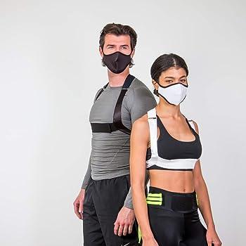 BAX-U Posture Corrector Back and Shoulder Support (Beige, Medium)